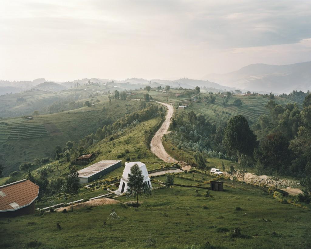Circuit commémoratif du génocide (Rwanda). ©Ambroise Tézenas