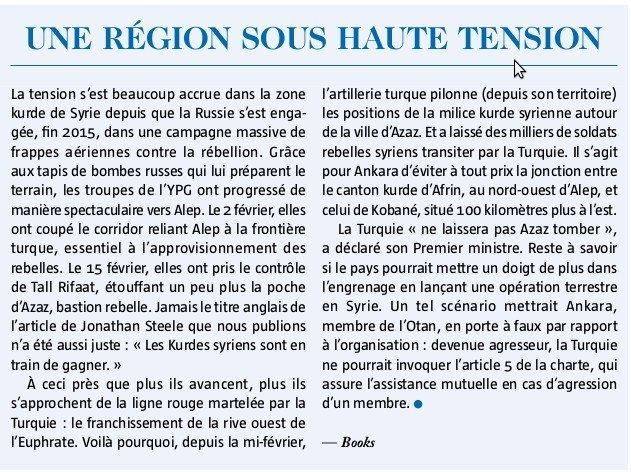 region haut tension