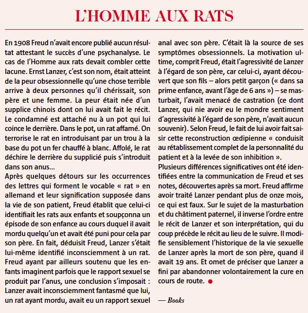 homme aux rats
